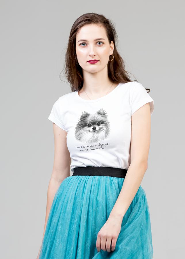 Sieviešu T-krekls | Špics
