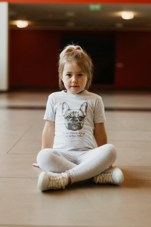 Bērnu t-krekls / Franču buldogs