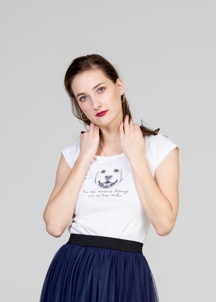 Sieviešu T-krekls | Labradors