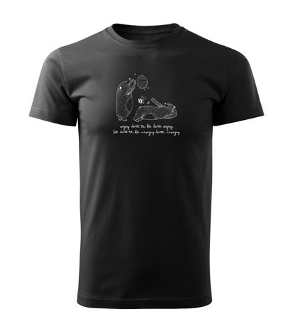 Vīriešu T-krekls Lāči