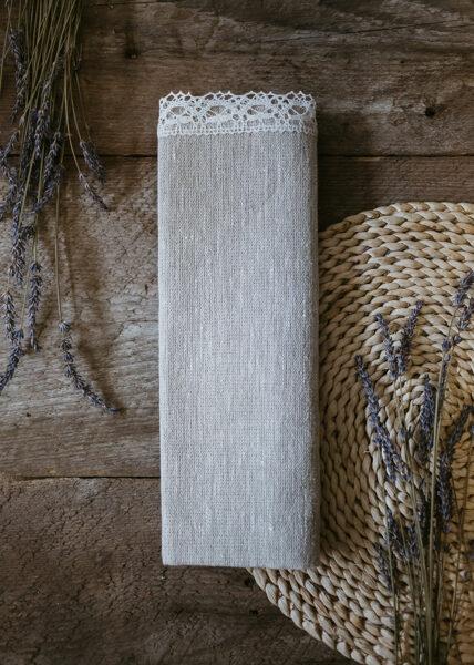 Linen souna / bath towel