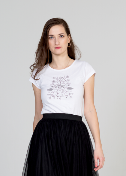 Women's T-Shirt Solstice (reflective)
