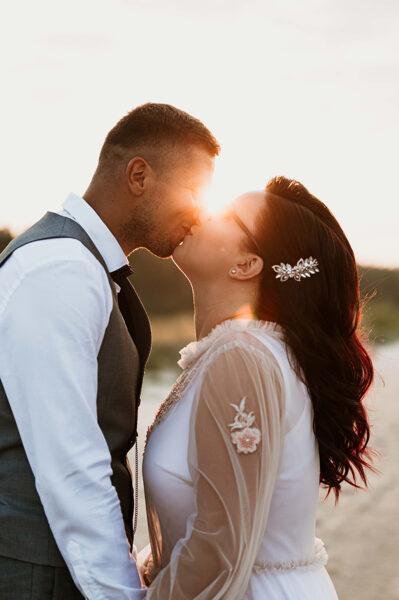 "Wedding dress: ""Sabīne"""